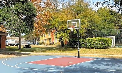 Recreation Area, Aspire Apartments, 2