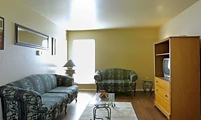 Living Room, Cottage Creek, 1