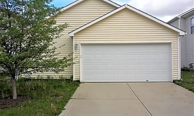 Building, 12247 Maize Drive, 2