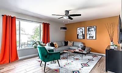 Living Room, 6432 E Vernon Ave, 0