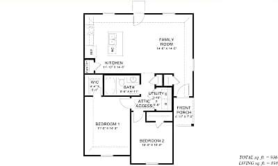 Building, 42305 Warren Dr, 1