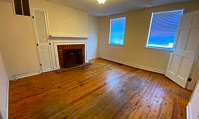 Living Room, 511 Princess Anne St FRONT, 1