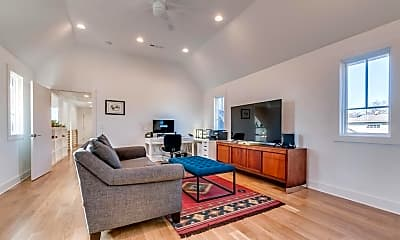 Living Room, 2308 White Ave, 2
