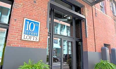 Building, 1010 St Charles St 604, 2