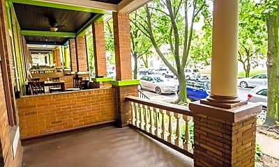 Patio / Deck, 3045 Guilford Ave, 1