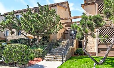 Building, Heatherwood Apartments, 1