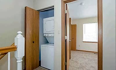 Storage Room, Oak Point Townhomes, 2