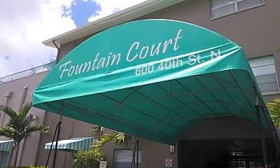 Fountain Court, 1