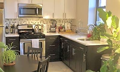 Kitchen, 410 Knickerbocker Ave 3, 1