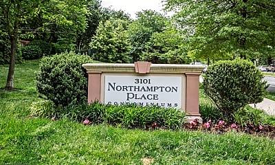 Community Signage, 3101 N Hampton Dr 109, 1