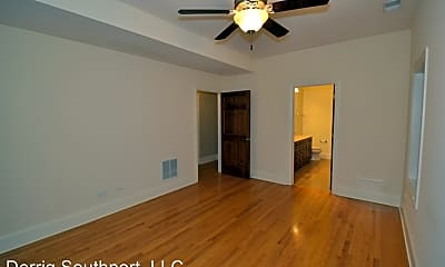 Bedroom, 3551 N Southport Ave, 2