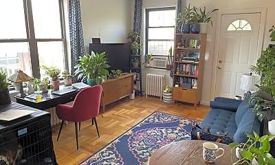 Living Room, 44 W 9th St, 1