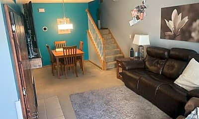 Living Room, 3512 Sterling Heights Dr, 1