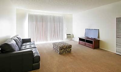 Living Room, Villa Marseilles, 1