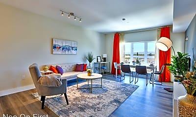 Living Room, 975 S 1st St, 0