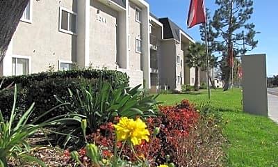 Building, Kendall Brook Apartments, 0