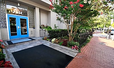 Patio / Deck, 2130 N St NW 308, 0