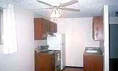 Kitchen, Coachlight Plaza, 2