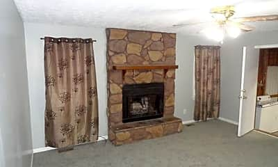 Living Room, Gooden Dr., 1