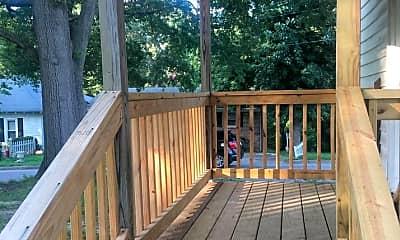 Patio / Deck, 220 Oak St, 0