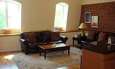 Living Room, 122 Main St 401, 0