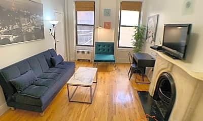 Living Room, 320 Lexington Ave, 1