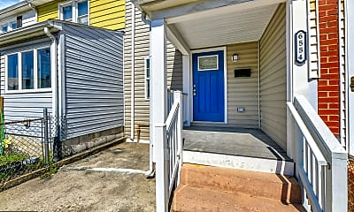 Patio / Deck, 6554 Parnell Ave, 1