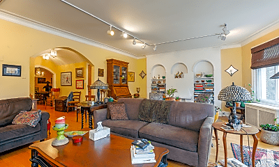 Living Room, 7355 N Winchester Ave, 0