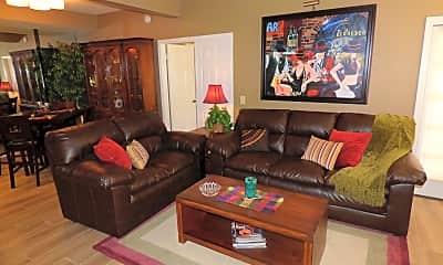 Living Room, 9708 E Via Linda 1303, 1