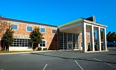 Building, 3501 E Independence Blvd, 1
