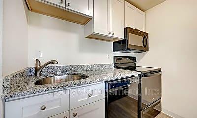 Kitchen, 1260 Wolff Street, #3, 1