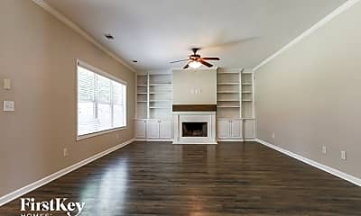 Living Room, 9601 Rushmore Cir, 1