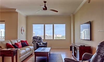Living Room, 1111 Ritz Carlton Dr 1107, 1