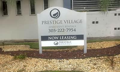 Prestige Estates, 1