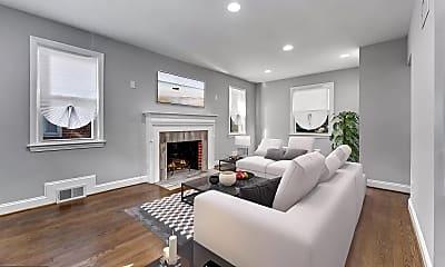 Living Room, 1734 33rd PL SE, 2