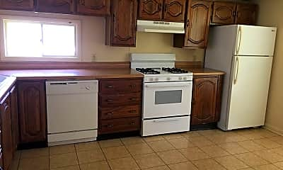Kitchen, 1717 12th St, 1