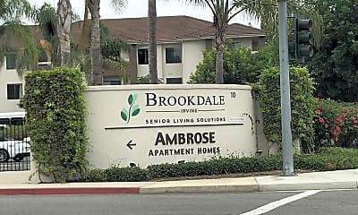 Brookdale Irvine (Senior Living Solutions), 1