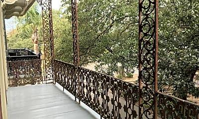 Patio / Deck, 632 Esplanade Ave, 0