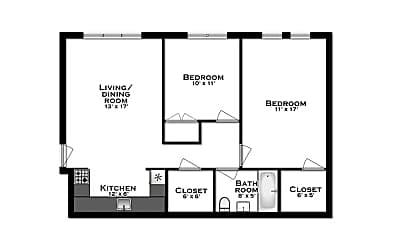2265 Hughes Ave 6A, 2