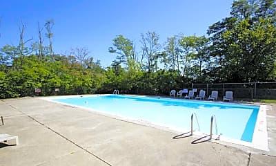 Pool, Prince Frederick Townhomes, 0