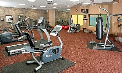 Fitness Weight Room, 5200 W 102nd St, 2