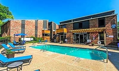 Pool, 4720 Wellesley Ave, 0