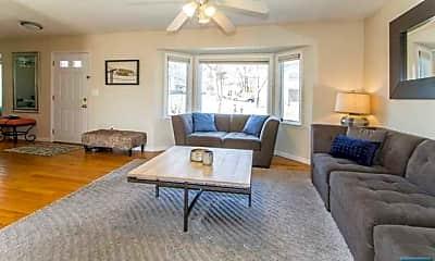Living Room, 24 Clark St, 1