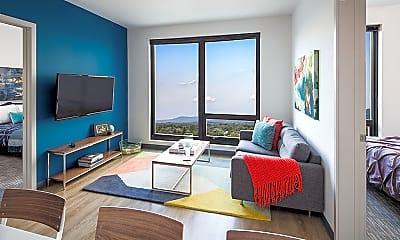 Living Room, Lark on Main, 2
