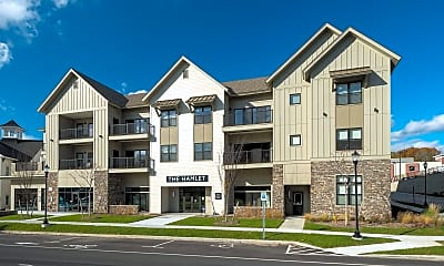 Building, The Hamlet at Saratoga Springs Apartments, 0