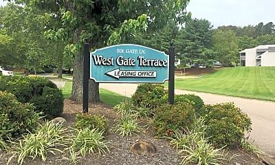 West Gate Terrace Apartments, 1