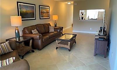 Living Room, 129 Wading Bird Cir D-104, 1