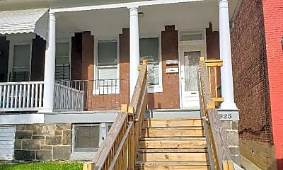 Building, 3925 Greenmount Ave 1, 0