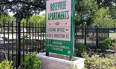 Roseville, 1