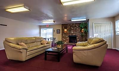 Living Room, Rawsonville Woods, 1